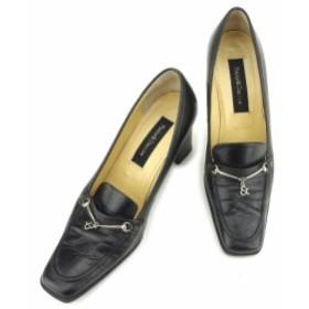 ピンキー&ダイアン Pinky&Dianne パンプス シューズ 靴 レディース 【中古】 E1322