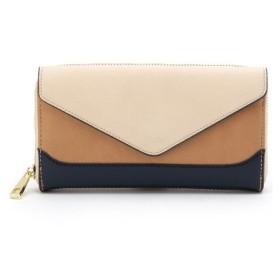 3can4on(Ladies)(サンカンシオン(レディース))フラップメール型長財布