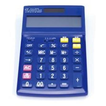 ブルーメタリック 電卓 ベイスターズ EW-CAL12