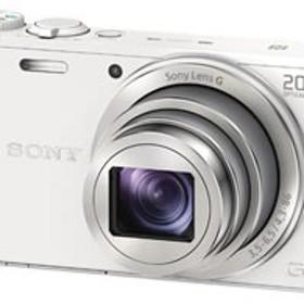 ソニー/デジタルスチルカメラ サイバーショット ホワイト/DSC-WX350 W