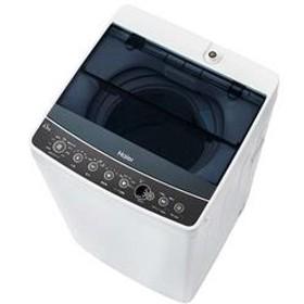 全自動洗濯機 (洗濯4.5kg)「Haier Joy Series」ブラック JW-C45A-K