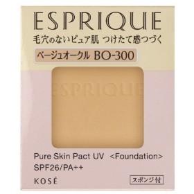 コーセー エスプリーク ピュアスキンパクトUVBO-300ベージュオークル9.3g(レフィル)