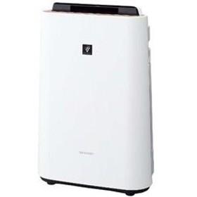 加湿空気清浄機 (空気清浄:~18畳/加湿:~11畳)ホワイト系 KC-G40-W