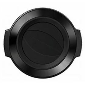 M.ZUIKO DIGITAL ED 14-42mm F3.5-5.6 EZ 専用 自動開閉式レンズキャップ ブラック LC-37C-BLK