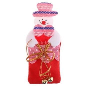 クリスマスツリー 吊り下げ飾り 装飾品 クリスマスキャンデー袋 キャンディーバッグ 柔らかい 3色選択でき - #2
