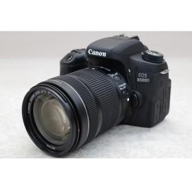 [中古] EOS 8000D(W) EF-S18-135 IS STM レンズキット 0019C002