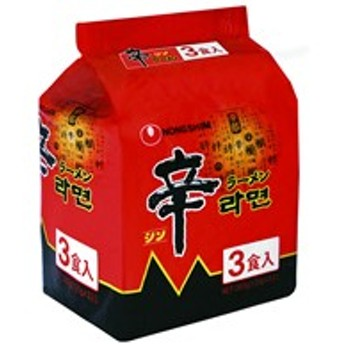 農心/辛ラーメン 120g×3食