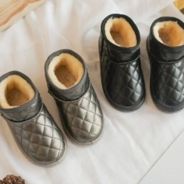 8a83fc795a519 子供靴 スノーブーツ キッズファー ブーツ ベビーシューズ 秋冬 子供 ベビー靴 子供靴 幼児