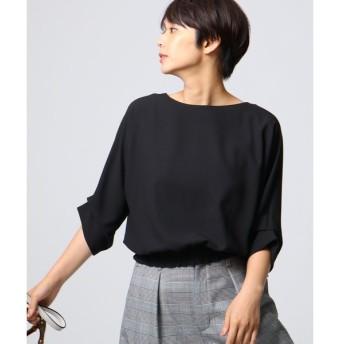 UNTITLED / アンタイトル ◆[L]ソフトジョーゼットシャツ