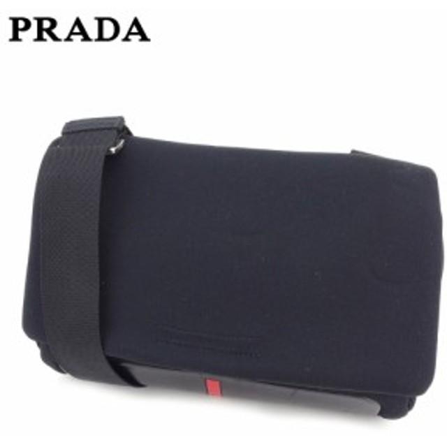 6fee07a8196e プラダ PRADA ショルダーバッグ バッグ バック ワンショルダー レディース メンズ 【中古】 C3531