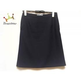 アドーア ADORE スカート サイズ36 S レディース 美品 ダークネイビー         スペシャル特価 20190803