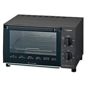 オーブントースター こんがり倶楽部 ブラック EQ-AG22-BA