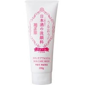 菊正宗酒造/日本酒の洗顔料 200g