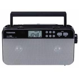 AM/FMステレオラジオ シルバー TY-SR55S