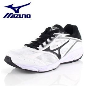 ミズノ MIZUNO メンズ スニーカー マキシマイザー 21 MAXIMIZER K1GA190010 ホワイト ランニングシューズ 靴 3E