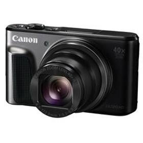 コンパクトデジカメ PowerShot(パワーショット) SX720 HS ブラック PSSX720HS-BK