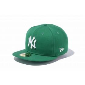ニューエラ(NEW ERA) 59FIFTY MLB ニューヨーク・ヤンキース ケリー × ホワイト 11308552