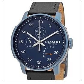 5658776ae398 【並行輸入品】COACH コーチ 腕時計 14602353 メンズ Bleecker ブリーカー クオーツ