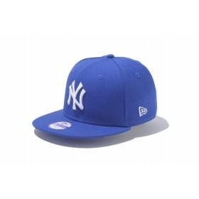 ニューエラ(NEW ERA) Youth 9FIFTY ニューヨーク・ヤンキース ブライトロイヤル × ホワイト 11308485