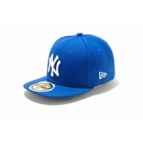 ニューエラ(NEW ERA) Kids 59FIFTY ニューヨーク・ヤンキース ブライトロイヤル × ホワイト 11310405