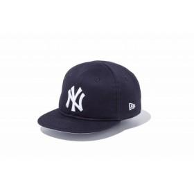 ニューエラ(NEW ERA) Kids My 1st 9FIFTY ニューヨーク・ヤンキース ネイビー × ホワイト 11433917