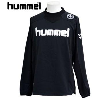 FC SKULL ストレッチピステトップ hummel ヒュンメル ピステシャツ19SS (HAW4185ZS)