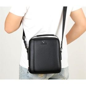 メンズ ビジネスバッグ pu革 トートバッグ 通勤 レザー ハンドバッグ 斜めがけバッグ メンズ ショルダーバック BAG0092