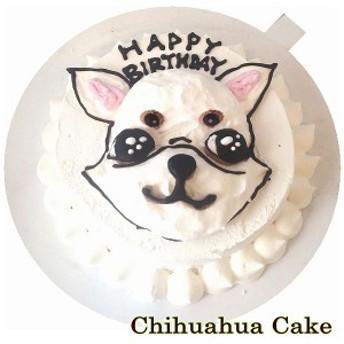 犬用 プチ チワワケーキ 3号サイズ馬肉生地 誕生日 小さいケーキ 食べきりサイズ 無添加 プレゼント アレルギー 人気
