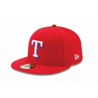 ニューエラ(NEW ERA) 59FIFTY MLB オンフィールド テキサス・レンジャーズ オルタネイト 11449335