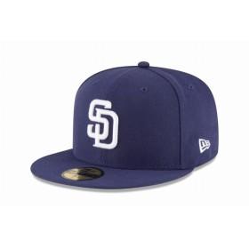 ニューエラ(NEW ERA) 59FIFTY MLB オンフィールド サンディエゴ・パドレス ゲーム 11449345
