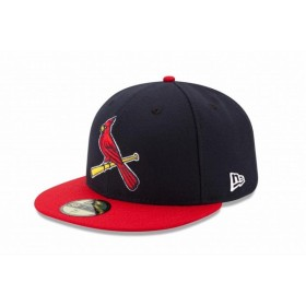 ニューエラ(NEW ERA) 59FIFTY MLB オンフィールド セントルイス・カージナルス オルタネイト2 11449338