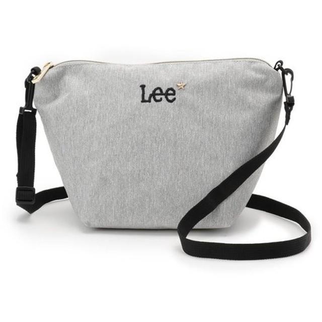 grove / グローブ 【WEB限定カラーあり】Lee(R) ポリキャンミニショルダーバッグ