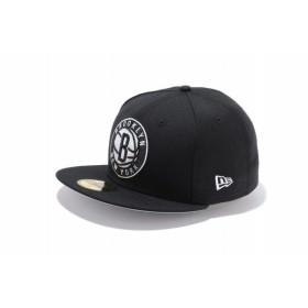ニューエラ(NEW ERA) 59FIFTY NBA ブルックリン・ネッツ セカンダリーロゴ ブラック × チームカラー 11308683