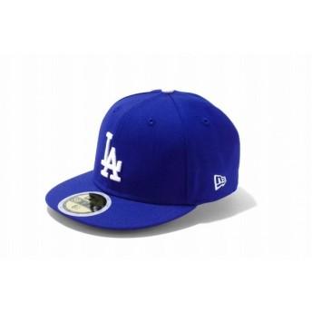 ニューエラ(NEW ERA) Kids 59FIFTY MLB オンフィールド ロサンゼルス・ドジャース ゲーム 11449305