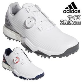 adidas Golf(アディダスゴルフ) 日本正規品 ADIPOWER 4ORGED BOA (アディパワーフォージドボア) ソフトスパイクゴルフシューズ 2019モデル 「BTE46」 29.0cm
