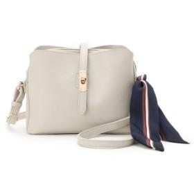 grove / グローブ ◆10色から選べる★スカーフ付きショルダーバッグ