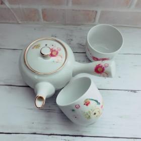 小春日和 和みを感じる茶器セット