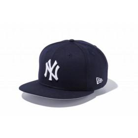 ニューエラ(NEW ERA) 9FIFTY ニューヨーク・ヤンキース ネイビー × ホワイト 11308467