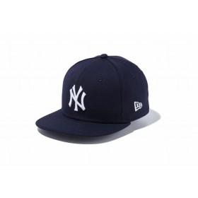 ニューエラ(NEW ERA) Child 9FIFTY ニューヨーク・ヤンキース ネイビー × ホワイト 11596317
