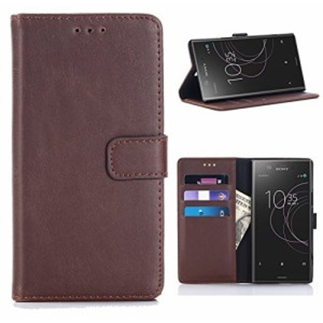cbd246d767 SONY Xperia XZ1 Compactケースカバー 手帳型 ンド機能付き(タッチペン付き) (