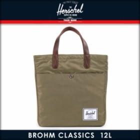 03df69d07e51 ハーシェル Herschel バッグ Brohm Classics - Nylon 10144-00589-OS Fern