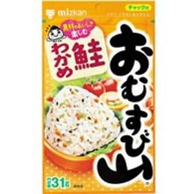 ミツカン/おむすび山 鮭わかめ チャック袋タイプ 31g