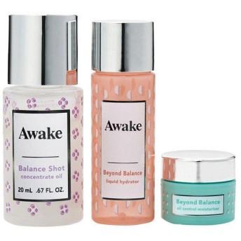 AWAKE(アウェイク) スキンアウェイキング バランスショット コンセントレイトオイル キット