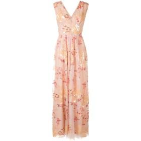 Ingie Paris フローラル ドレス - ピンク
