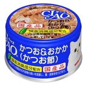 いなば/チャオかつお&おかか(かつお節) 85g/A-10