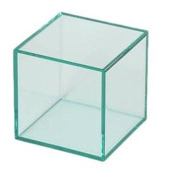 光 プラBOX ガラス 65×65×65×3mm PBX65-2
