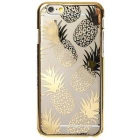 SKINNYDIP ( スキニーディップ ) ロンドン の ゴールデン パイナップル iphone6プラスケース iPhone 6 plusシート ゲット 海外 ブランド