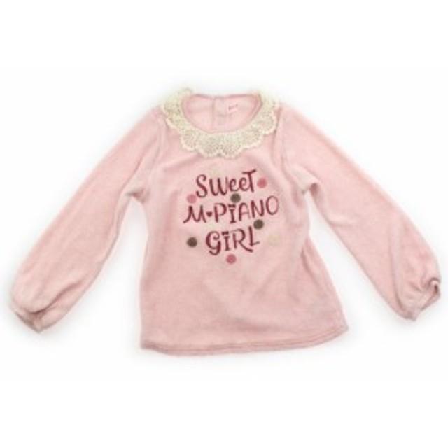 7bdd4c7c92ddd メゾピアノ mezzopiano ニット・セーター 140サイズ 女の子 USED子供服 ...