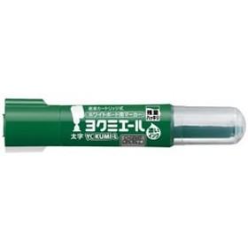 コクヨ/ホワイトボード用マーカー(ヨクミエール)直液カートリッジ式 太字 緑