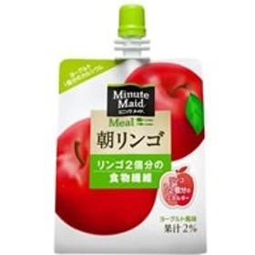コカ・コーラ/ミニッツメイド 朝リンゴ 180g